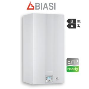 Caldaia a condensazione BIASI RECUPERA DGT S + kit fumi omaggio
