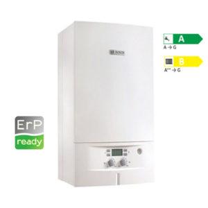 Caldaia a condensazione BOSCH CONDENS 2000 W +kit fumi OMAGGIO