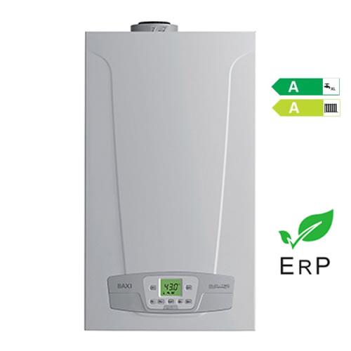 Caldaia a condensazione BAXI DUO TEC COMPACT+ GA + KIT FUMI