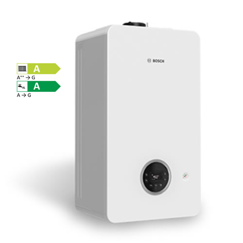 Caldaia a condensazione BOSCH CONDENS 2300 W KW + kit fumi